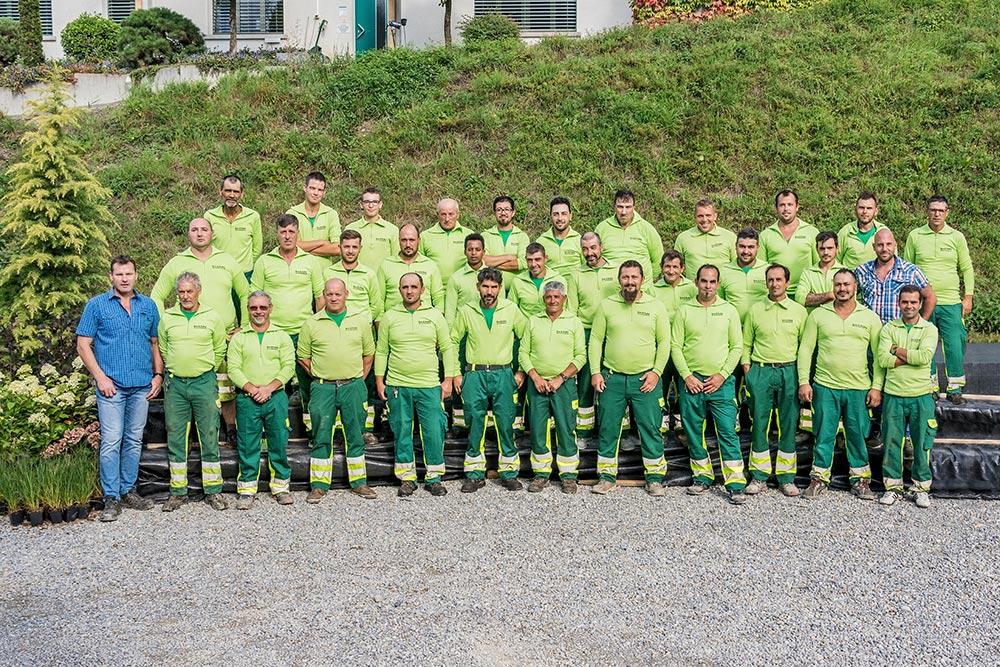 Team Tief- und Strassenbau